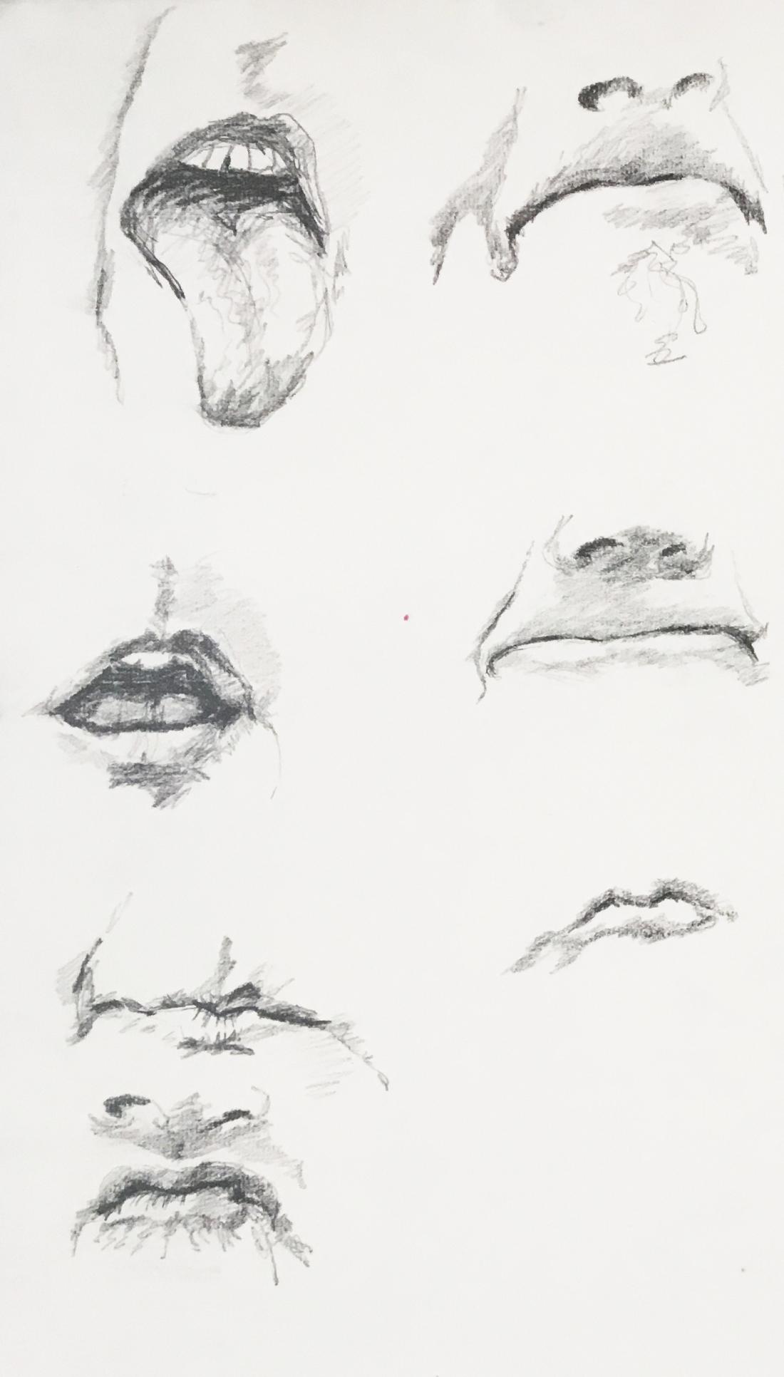 Portrait und Figur zeichnen – Zeichnen und Skizzieren von Gesicht ...