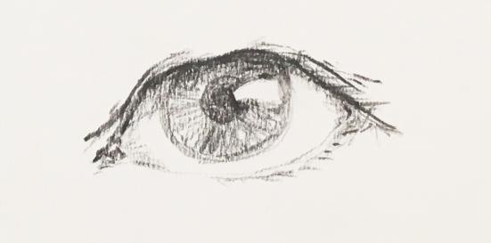 Auge_Bleistift