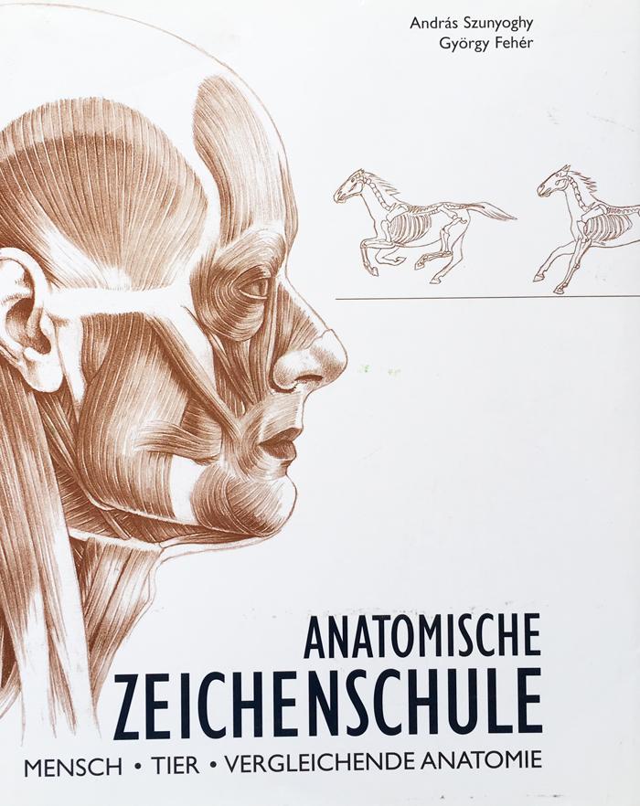 Crashkurs Portrait und Figur zeichnen – Büchertisch/ Literaturliste ...