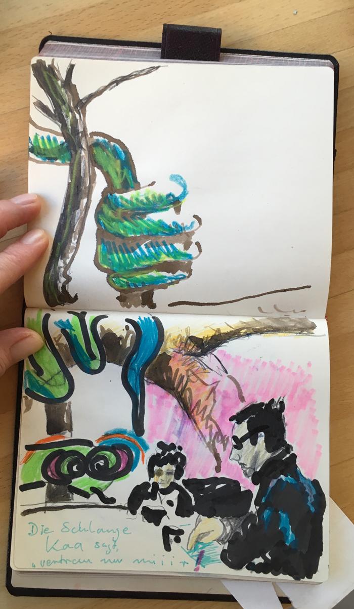 Assyrer_liest-Dschungelbuch_vor700