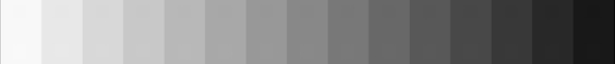Graustufen-Tonwertskala